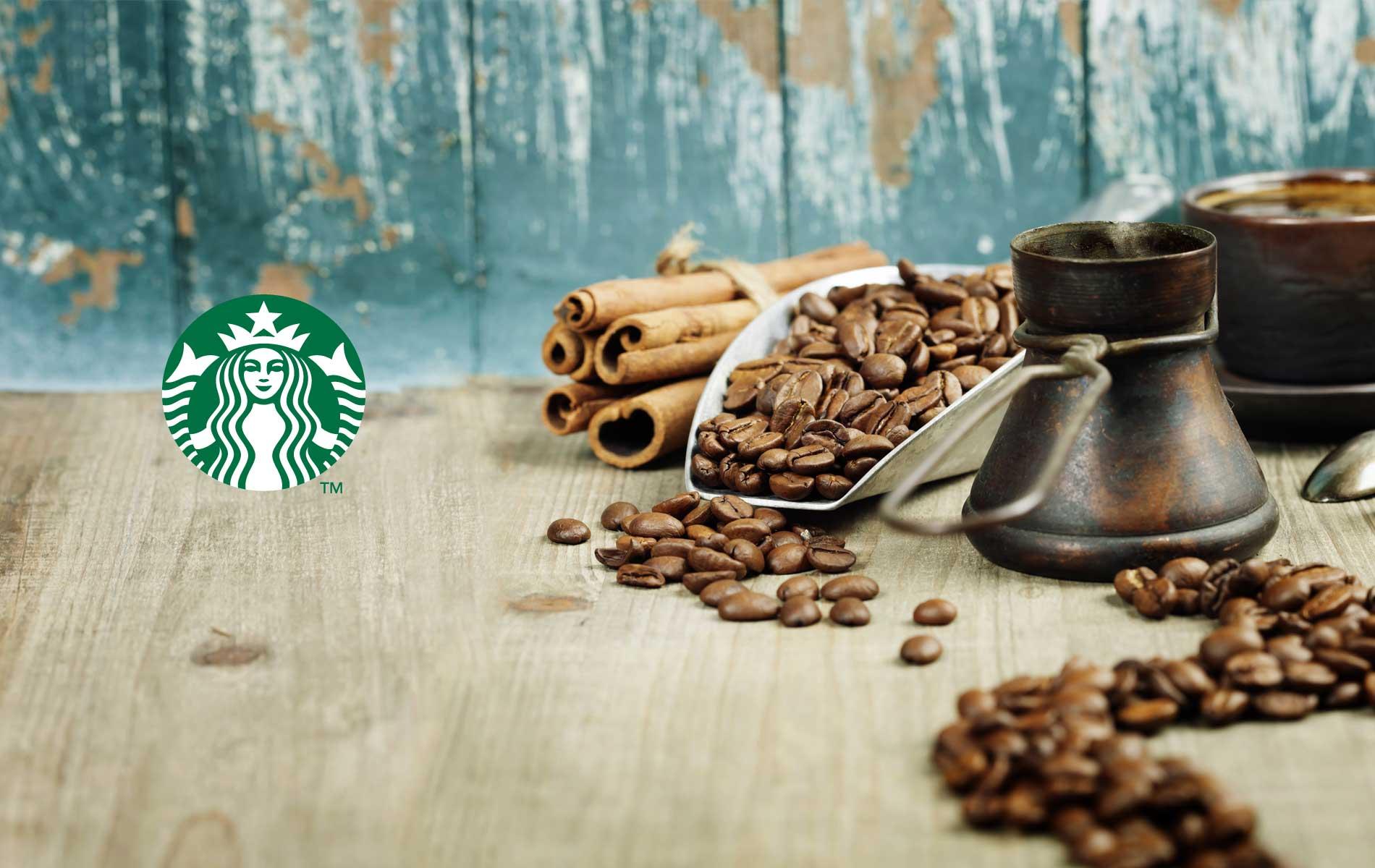 Przerwa kawowa Starbucks
